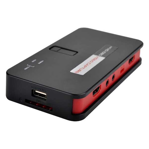کارت کپچر ایزی کپ مدل 284  ezcap284 1080P HD HDMI Video Capture Box Card
