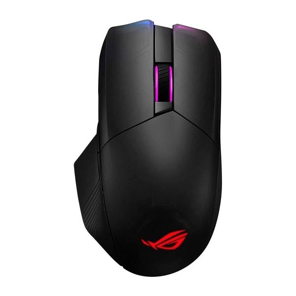 ماوس بی سیم مخصوص بازی ایسوس مدل چاکرام Asus Mouse P704 Rog Chakram Rgb Wireless Gaming Mouse