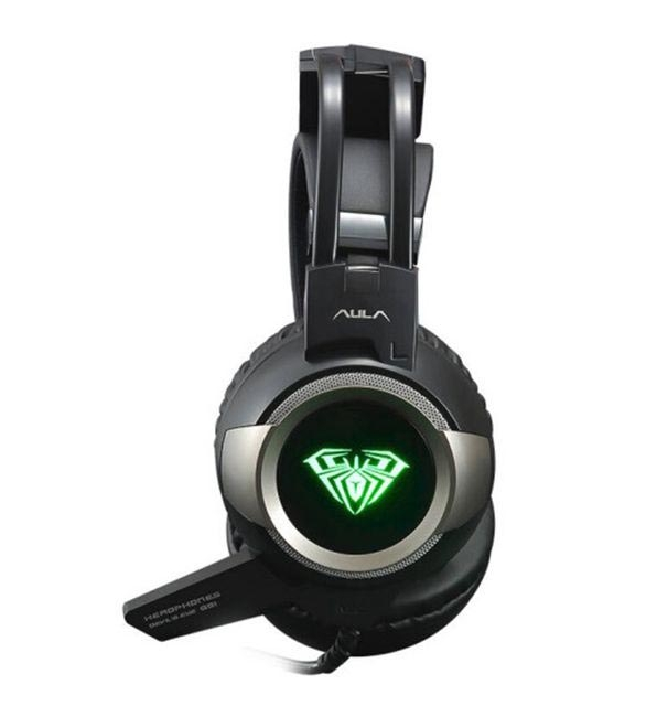 هدفون گیمینگ ایولا مدل aula gaming headphone G91