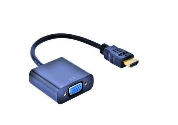 تبدیل hdmi به vga سیم دار HDMI TO VGA