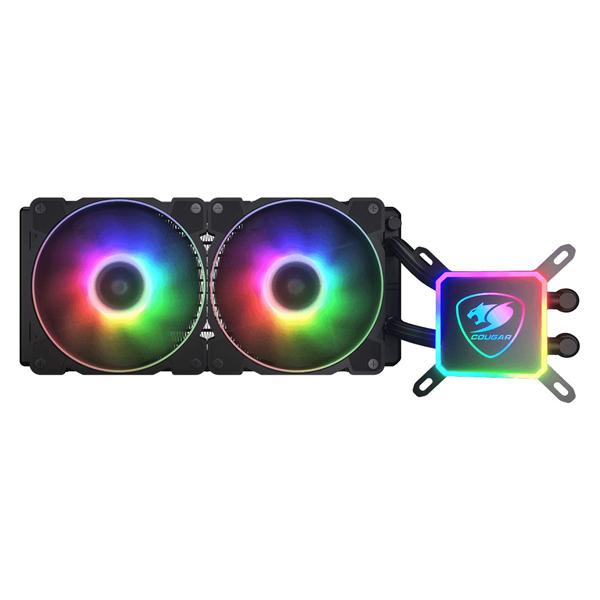 سیستم خنک کننده کوگار   COUGAR  AQUA240 ARGB  CPU Cooler
