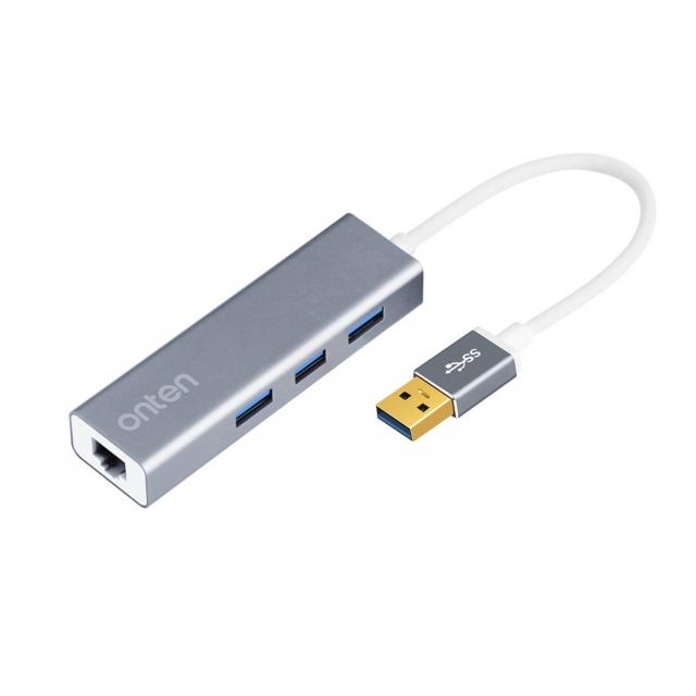 تبدیل USB3 به USB RJ45 (1000) اونتن مدل otn-5220