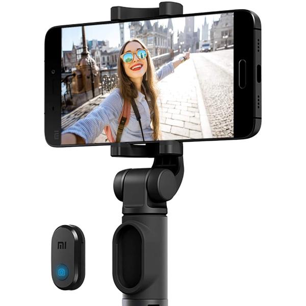 مونوپاد و سه پایه شاتر  شیائومی Mi Bluetooth Bracket Selfie Stick Zoom XMZPG05YM