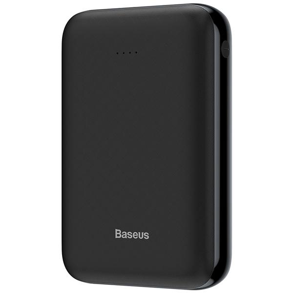 پاور بانک باسئوس Baseus S10 Bracket 10W Wireless Charger Power bank 10000mAh 18W Black