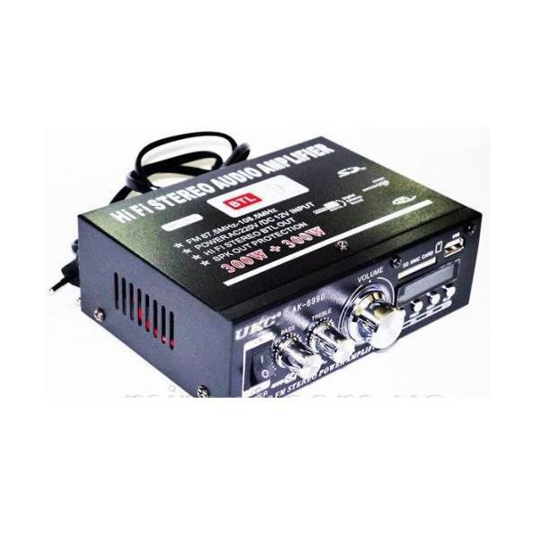 آمپلی فایر مدل Amplifiers  Remote Control AK-699D