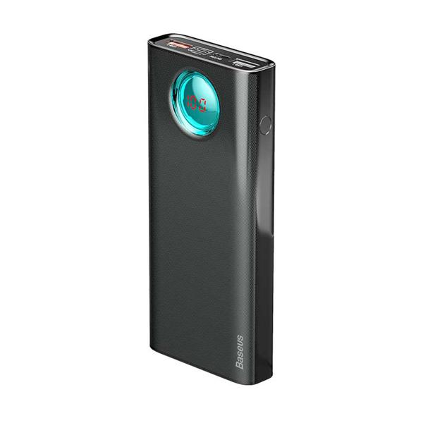 پاور بانک  باسئوس   Baseus Amblight PD3.0 Quick charge powerbank 20000mAh Black
