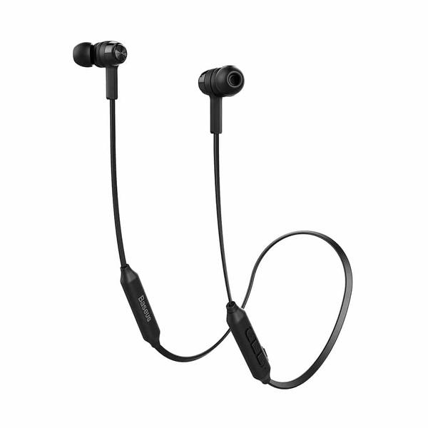 هدفون بی سیم باسئوس Baseus Encok Bluetooth Earphone S06 Black