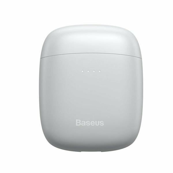 هدفون بی سیم باسئوس Baseus Encok True Wireless Earphones W04 White