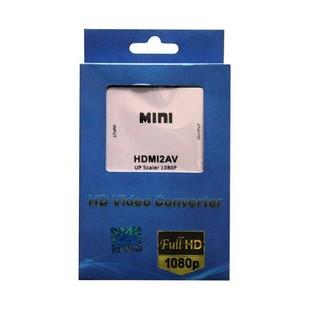 Mini HDMI to AV Convertor1