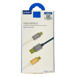 Onten 69005 USB-C To USB-C Cable 1m4