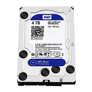 Western Digital Blue WD40EZRZ Internal Hard Drive 4TB.