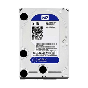 Western Digital Blue WD20EZRZ Internal Hard Drive 2TB.