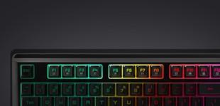 Rapoo V110 Gaming Keyboard and Mouse5
