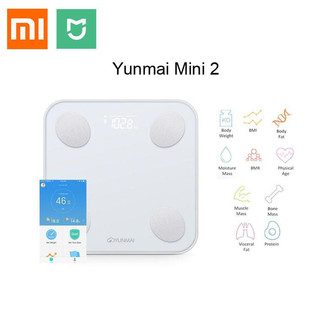 Xiaomi Yunmai Mini2 Balance Smart Scale10