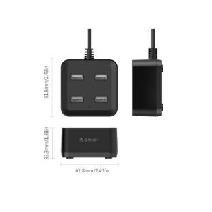 Orico DH4U-U2 Four Port USB 2.0 Hub4