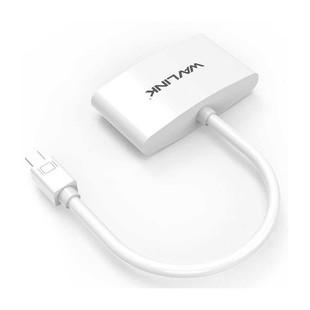 Wavlink WL-MDHV4 Mini DisplayPort to HDMI VGA Converter..