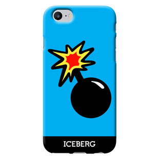 IceBerg Silicon Cover For iPhone Mobile.