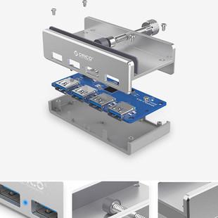 Orico MH4PU Four Port USB 3.0 Hub7