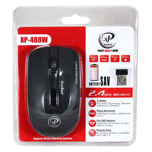 XP Products Xp-488W Wireless Mouse1.