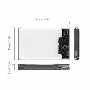 Orico 2139U3 2.5 inch USB 3.0 External HDD Enclosure2