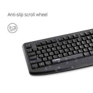 Rapoo NK2500 Keyboard1