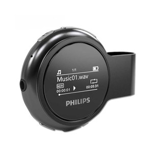 PHILIPS SA5608 8GB Digital Music Player3