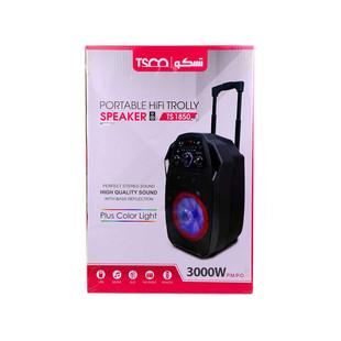 TSCO TS 1850 Portable Bluetooth Speaker….