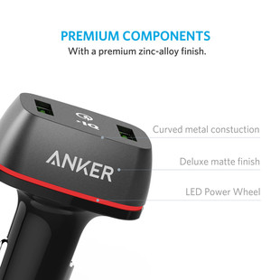 Car Charger Anker A2224