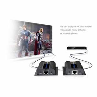 Lenkeng LKV372EDID HDMI EXTENDER (4)