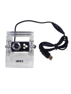 وب کم USB مدل MRS PC Camera USB Webcam