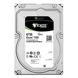هارددیسک اینترنال سیگیت مدل Exos ST6000NM0115 ظرفیت 6 ترابایت