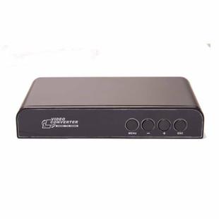 مبدل افزایش و کاهش وضوح تصویر و افزودن صدا لنکنگ HDMI مدل LKV323