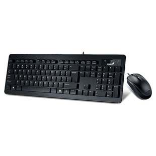 Genius Slimstar C130 Keyboard and Mouse