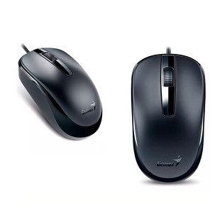 Genius KM 125 Keyboard With Mouse