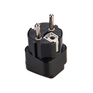 Bafo 3Prong to 2Prong TA-EU01-V1 Outlet Wall Plug Adapter.