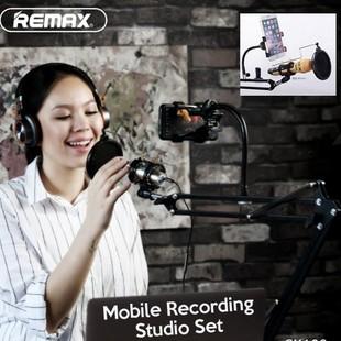 استند متحرک میکروفون و موبایل ریمکس مدل CK100