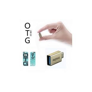 تبدیل USB-C به USB 3.1 OTG ریمکس مدل ADAPTER RA-OTG