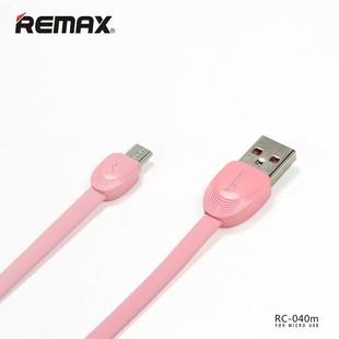 کابل تبدیل USB به microUSB ریمکس مدل SHELL RC-040m