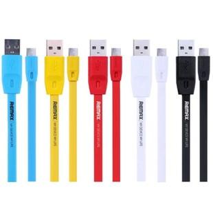 کابل تبدیل USB به microUSB ریمکس مدل FULL SPEED با طول 2 متر