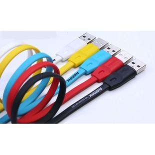 کابل تبدیکابل تبدیل USB به microUSB ریمکس مدل FULL SPEED با طول 2 مترل microUSB ریمکس مدل FULL SPEED با طول 2 متر
