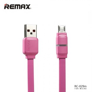 کابل تبدیل USB به microUSB ریمکس مدل BREATHE