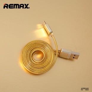 کابل لایتنینگ آیفون ریمکس مدل GOLD