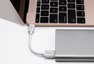 کابل 1 متری Type-c به USB دیتک مدل Dtech DT-T0009 Type-c to USB 2.0 AM Cable 1M
