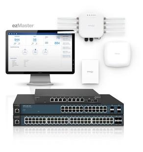 سوئیچ هوشمند شبکه مدل EN-SSW-EWS1200D-10T