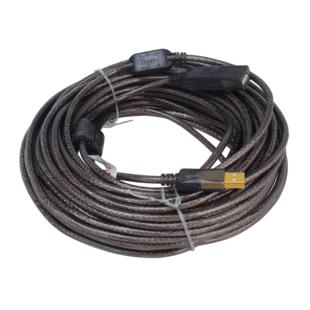 کابل افزایش طول USB 2.0 مدل Dt-5039 به طول 20 متر