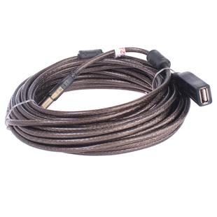 کابل افزایش طول USB 2.0 دیتک مدل DT-5038 به  طول 15 متر