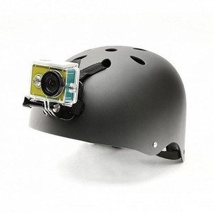 هدبند نگهدارنده دوربین ورزشی روی کلاه شیائومی