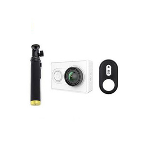 Xiaomi YI Travel Edition with Bluetooth Remote and holder Sport camera