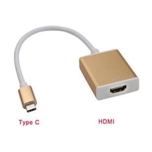 تبدیل USB-Type-c به HDMI با کیفیت Ultra-HD همراه صدا فرانت