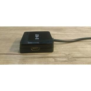 تبدیل دیسپلی به کمبو  DISPLAY TO DVI/VGA/HDMI